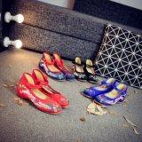 Женщин в китайском стиле моды хлопок обувь