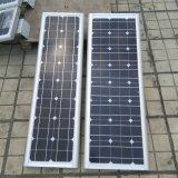 El ahorro de energía solar 50W Farolas LED