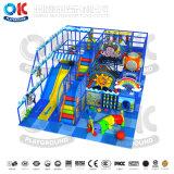 Парк развлечений детей с использованием космического пространства в помещении игровая площадка оборудование