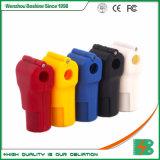 Red Stoplock antifurto EAS Bloqueador de etiqueta de disco rígido de RF para o gancho da haste