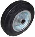 3-8 промышленных резиновых самоустанавливающегося колеса (только колеса)