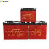 Nachladbare Solarschleife-Batterieleistung-Bank der batterie-12V 200ah tiefe