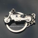 3D du cycle de métal Halley Moto Voiture Voiture de métal de trousseau