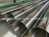 La abrazadera del tubo de acero inoxidable
