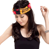 屋外のスカーフの多機能のHeadwear Quiklyの乾燥した昇華印刷(YH-HS342)