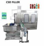 Het automatische Plastic Fles Sprankelende Systeem van Pepsi van de Drank Bottelende Vullende