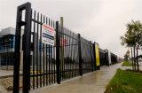 錬鉄の塀のゲート0を滑らせる良質の外部の機密保護