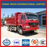 Citaat van de Zware Vrachtwagen van de Stortplaats HOWO 266HP
