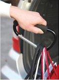 Популярные красочные алюминиевый карабин крюк