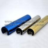 Goede Verkoper 304 Roestvrij staal Gelaste Buizen voor het Traliewerk van de Baluster