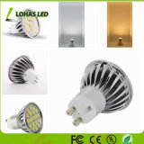 12V AC/DC 3W 4W 5W MR16 Lâmpada do Refletor LED GU10
