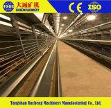 Prefabricated 가벼운 강철 건물 가금 닭장