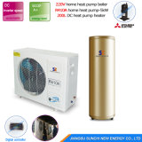 部屋の暖房25kwの水源の新しいヒートポンプの費用