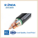 Xangai condutor de cobre de baixo preço cabo do fio elétrico 50 sqmm