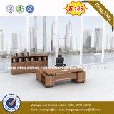 멜라민 사무용 가구 나무로 되는 행정상 테이블 호텔 방 책상 (HX-6N013)