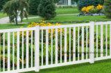 Yard de vinyle de qualité de la meilleure qualité et clôture à la maison résidentiels de syndicat de prix ferme