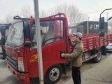 중국 판매를 위한 소형 픽업 트럭 빛 화물 트럭
