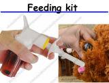Pulvérisateur alimentant en plastique de médecine animale de Kobold