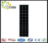 Fabrik-Preis! ! 80W integrierte alle in einem Solar-LED-Straßenlaterne! ! Im Freien Garten/Wand/Hof/Straße/Bahn/Datenbahn/Rasen-Licht