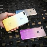 Ультра тонкий случаях Crystal Clear TPU телефон для iPhone 7 8 Plus