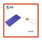 Marca Hangtags personalizada con la etiqueta de la Junta de cadena de plástico