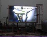 スクリーンを広告するための屋外のフルカラーP8固定インストールLED表示