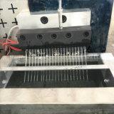 Le Pet Pelletizer Making Machine avec PLC HMI Commande automatique