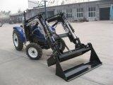 25 40HP 45HP 50HP Tractor van het Landbouwbedrijf van de Landbouw de Mini met de de VoorPloeg/Eg/Loder van de Schijf