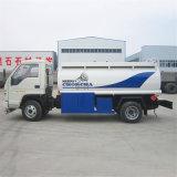Serbatoio di combustibile del mini camion dell'olio di litro 5cbm 5m3 5000L di Foton 4X2 5000 piccolo da vendere