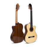Pino rosso chitarra classica del Ukulele da 39 pollici
