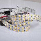 un coperchio di plastica laterale di 5050 120LEDs/M Doule per la striscia del LED
