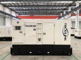 130kVA Groupe électrogène diesel Cummins Powered insonorisées avec la CE/ISO
