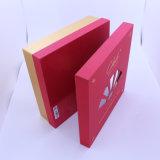 صنع وفقا لطلب الزّبون رفاهية أحمر يغضّن ورق مقوّى ورقة [جفت بوإكس]