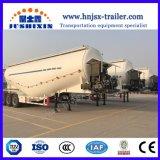 3개의 차축 45cbm는 파키스탄을%s 대량 시멘트 수송 탱크 트레일러를 반 말린다