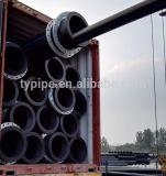 Спз21 с плавающей запятой HDPE Перетягивание труба для морских дноуглубительных работ