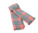 Venda por grosso Plaid coloridos Imitação Cashmere Quadrado grande toalha Buffalo Plaid Cachecol