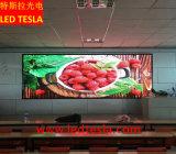 高い明るさのフルカラーの広告の屋内LED表示(P6モジュール)