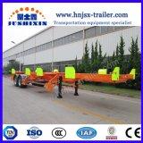 Estrutura do utilitário de terminal de 40 pés porta esquelética Carreta/semi reboque