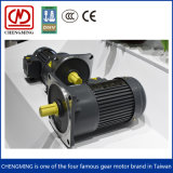 수직 높은 비율 3 단계 AC 기어 모터