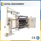 De Snijmachine van de het etiketHoge snelheid van de Sticker van het document en Machines Rewinder