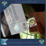Impression couleur de haute qualité et de carte plastique PVC carte de membre