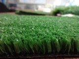 Tappeto erboso artificiale dell'erba di golf per verde mettente del campo di golf