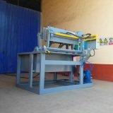 tabuleiro de ovos fazendo a máquina /pequena máquina de tabuleiro de ovos/Fabricação de tabuleiro de ovos