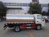 Mini camion del serbatoio da latte di Dongfeng 4X2 5ton da vendere