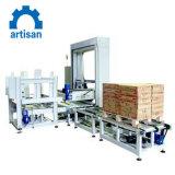 Robô de embalagem Palletizer Saco automática de máquinas de empilhamento de paletização Papelão