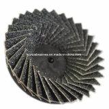 Spécification de produits abrasifs 3 pouces de roue de la Coupe du broyage de coupe