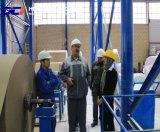 固体ペーパーは石膏ボードの生産ライン大きい容量の材料の最もよい解決に直面した