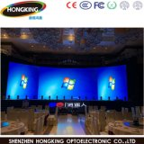Résolution HD LED Indoor P6 pour la publicité d'affichage vidéo