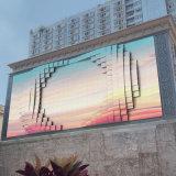 Vallas de publicidad exterior interior de la pantalla LED Pantalla electrónica
