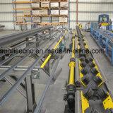 専門家CNCの油圧細長い穴がつく打つ機械金属の打抜き機